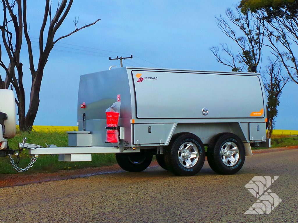 Multiserve-Service-Trailer-Metallic-Automative-Paint-Mag-Wheels
